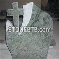 Green Color Tombstone