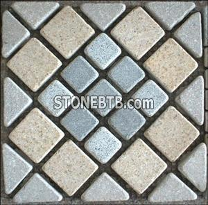 Netted Paving Stone