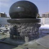 Granite Sphere Ball Fountain