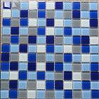 Glass Mosaic Tile For Swimming Pool Mosaic ST002