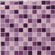 Crystal glass mosaic tile ST059