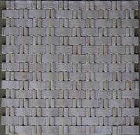 Travertine marble mosaic ST093