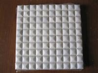 white marble mosaic ST037