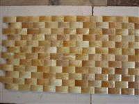 honey onyx mosaic ST124