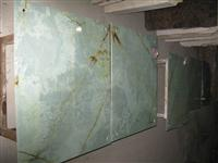 Onyx Laminated Glass Panels