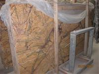 Rain Forest Brown Slabs