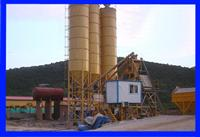 Sell Concrete Mixing Plant HZS50