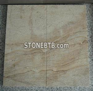 China Wooden Sandstone Tiles