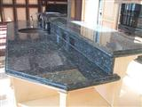 Blue Pearl Granite Kitchentop