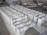 Pearl White Baluster