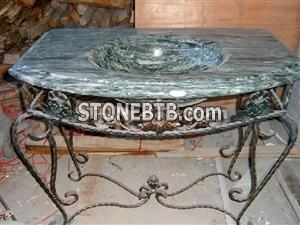Green Granite Vanitytop