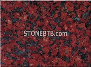 South African Red/Granite