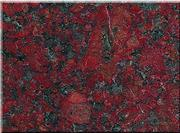 New Imperial Red/Granite
