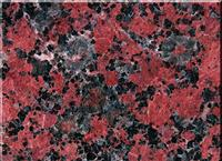 Carmen Red/Granite
