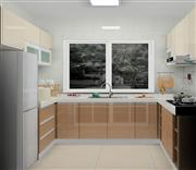 designing kitchen cabinets white gloss