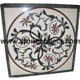 marble Mosaic Medallion,Waterjet Medallion -03