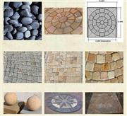 Patterns, Paving Stone