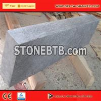 Limestone paving stone for outdoor garden