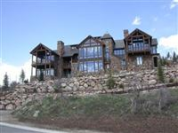 Exterior Stone Wolf Creek Moss Home 0598
