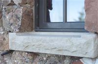 Exterior Stone   Window Seal  0260