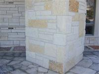 Exterior Stone Mountain Valley Sandstone  0398