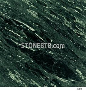 Chinese Marble Malachite Green