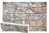 Stone Veneer with Concrete