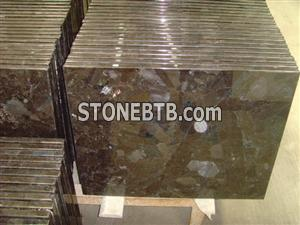 Antique Brown Granite Tiles