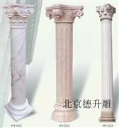 Marble Carving Roman column