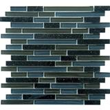 Glass Mix Marble Mosaic Stone Tile