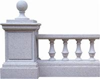 Granite Balustrade Railings
