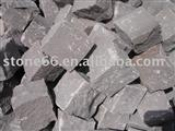 Grey Green Sandstone Cubes