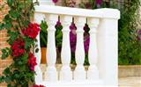 Artificial Stone Balustrade