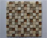 Stone Mix Glass Mosaic
