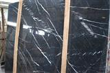 China Black Marble Slabs