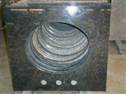 Butterfly Blue granite vanity tops