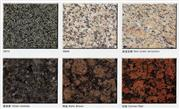 Domestic & Imported Granite