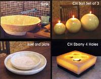 Marble Handcrafts- Marble bowl, plate
