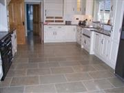 Seafossil Honed marble floor tile