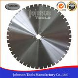 800mm Small Diamond Wall Saw Blades With Laser Welding Segments