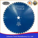 4.8/5mm Thickness Diamond Circular Saw Blade With Single U Segment