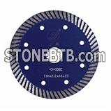 stone turbo diamond saw blade 110mm