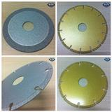 100mm, 125mm brazed diamond marble cutting blade cutting disc saw blade