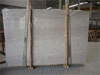High Quality White Crabapple Marble