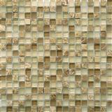 Marble & Glass Mixed Mosaic