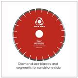 Diamond Saw Blade & Segment for Sandstone