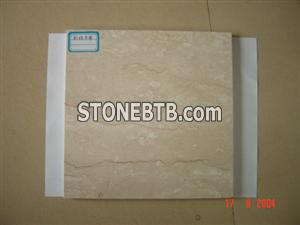 Marble cut to size tile