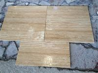Travertine Vein Cut - New