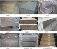 Natural stone step, stone stair