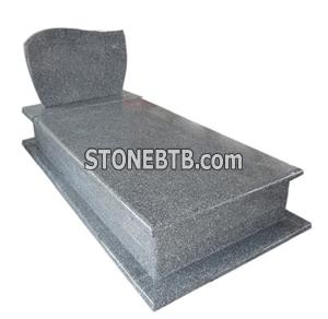 Snowflake Blue Tombstone, Monuments
